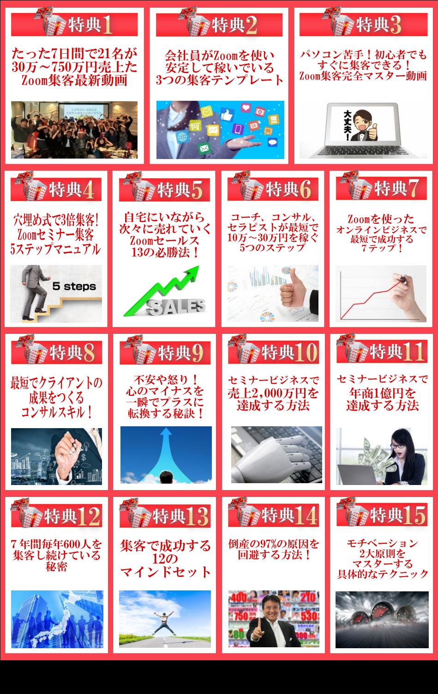Facebook×LINE2ステップ集客<完全解説動画>4点セット